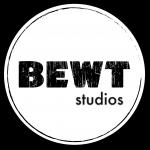BEWTstudios White Pin logo Shirt Design